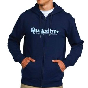 Quicksilver Twin Fin Mate zip up jacket